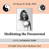 Meditating the Paranormal Gift Pack - book and two CDs