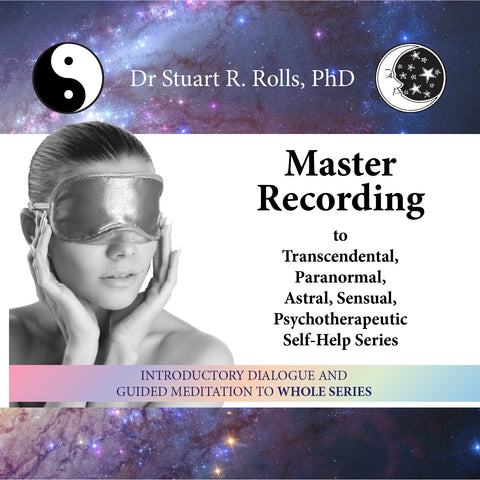 Master Recording to Self-Help Series by Stuart R. Rolls, PhD