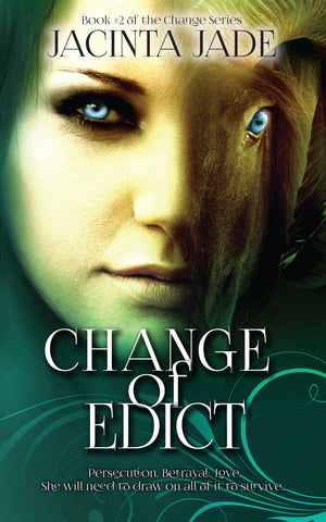 Change of Edict by Jacinta Jade