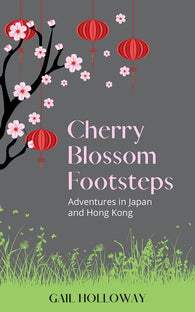 Cherry Blossom Footsteps by Gail Holloway