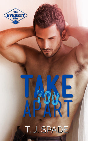 Take You Apart: The Everett Files Book 1 by T.J. Spade