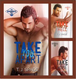 The Everett Files gift pack by T.J. Spade