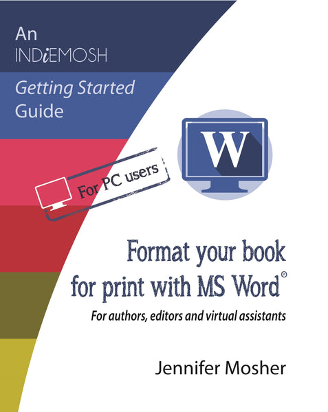 Format your book for print with MS Word®