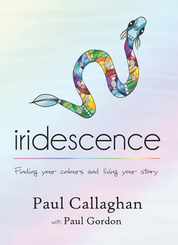 iridescence: Finding your colours and living your story by Paul Callaghan