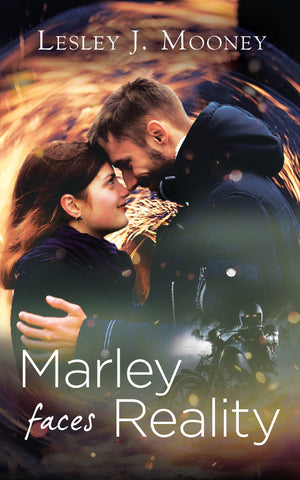Marley Faces Reality by Lesley J Mooney