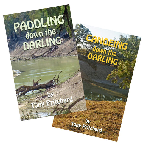 Tony Pritchard on the Darling gift pack