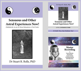 Sensuous and Other Astral Experiences Gift Pack - two CDs, one book