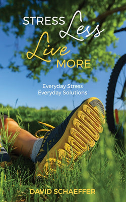Stress Less, Live More: Everyday Stress, Everyday Solutions by David Schaeffer