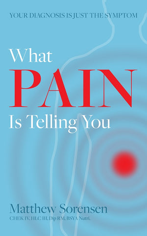 What Pain Is Telling You by Matthew Sorensen
