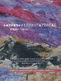 narratorINTERNATIONAL Volume Three by narrator
