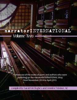 narratorINTERNATIONAL Volume Two by narrator