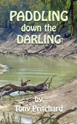 Paddling Down the Darling by Tony Pritchard