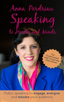 Speaking to Hearts and Minds by Anna Perdriau