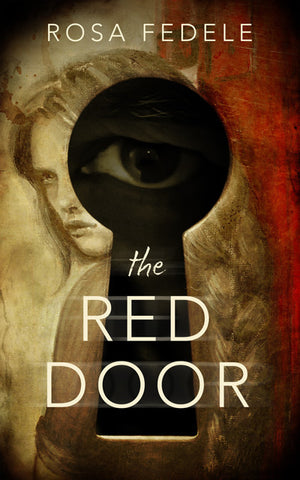 The Red Door by Rosa Fedele