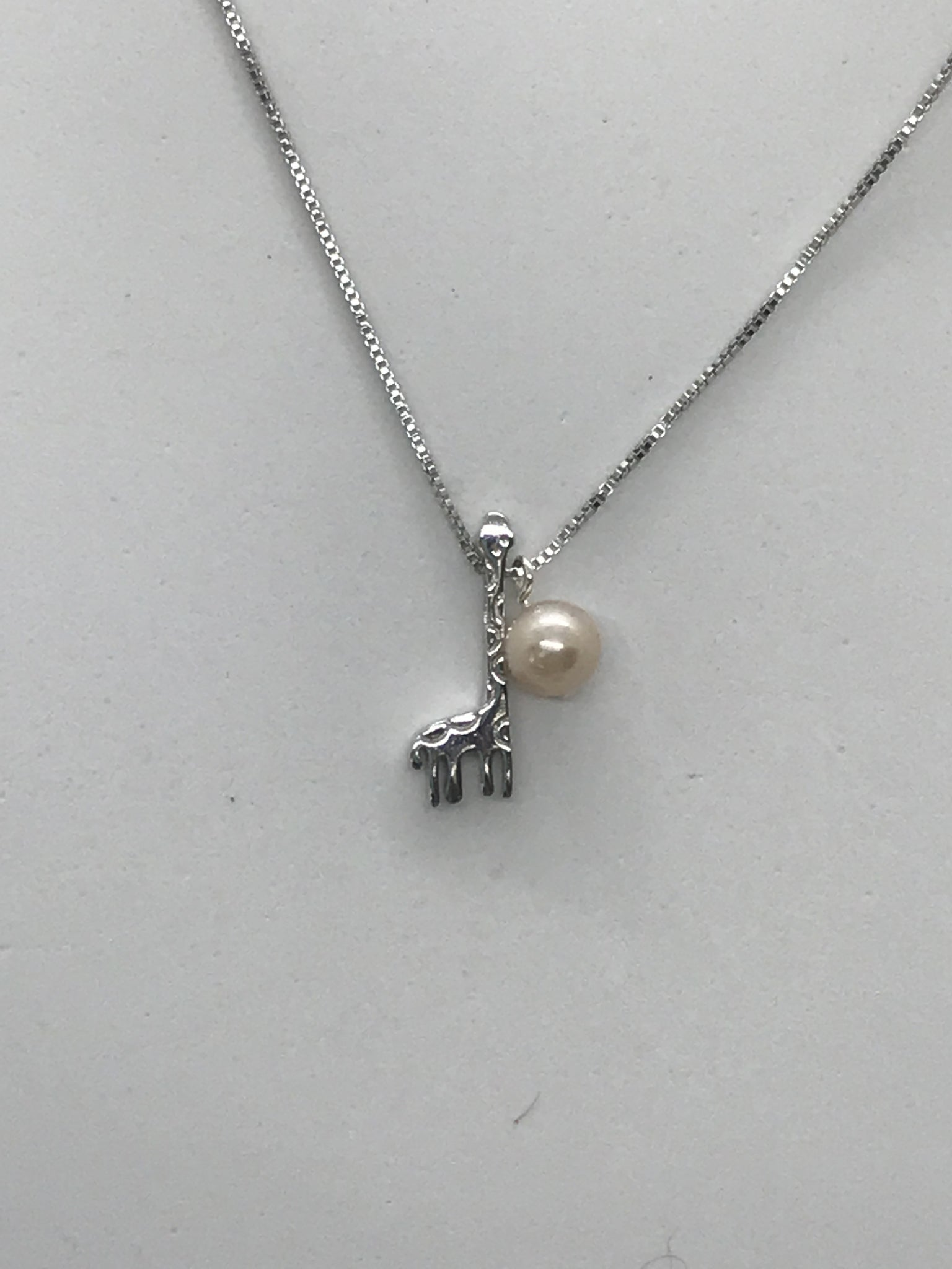 song giraffe necklace image lark products tall product