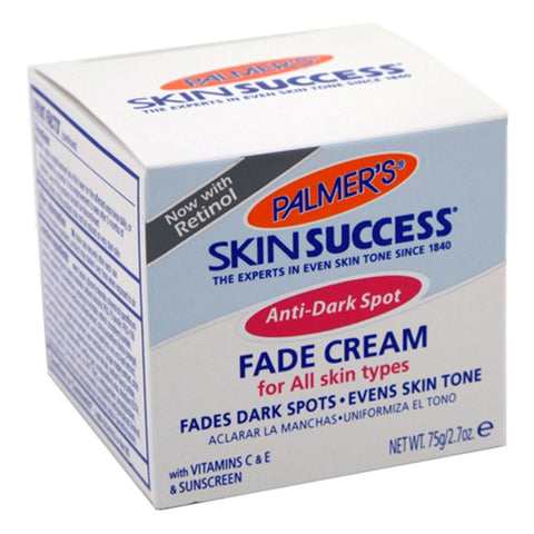 Palmer's Skin Success, Fade Cream For All Skin Types, 2.7 oz