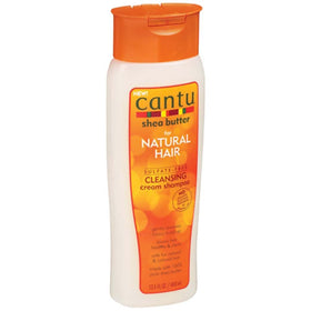 Cantu Sulfate Free Cleansing Cream Shampoo, 13.5 oz | OTC Shoppe Express