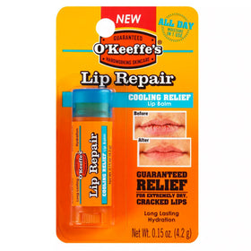 OKeeffes Lip Repair Cooling Relief Lip Balm Cooling Relief 0.15 oz