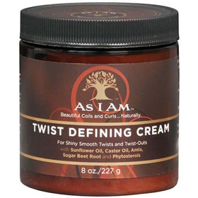 As I Am Twist Defining Cream for Hair, 8 oz | OTC Shoppe Express