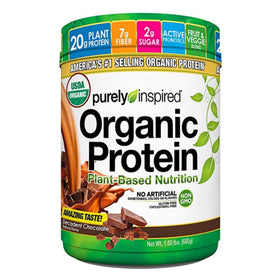 Purely Inspired Organic Protein Shake, Decadent Chocolate, 1.5 oz | OTC Shoppe Express