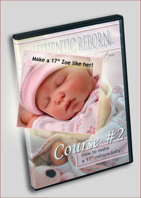 DVD Course # 2: Preemie Reborning