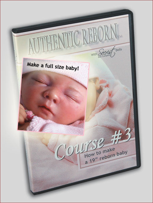 DVD Course # 3: Full Term Reborning
