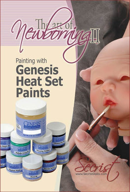 DVD: Painting with Genesis Heat Set Paints