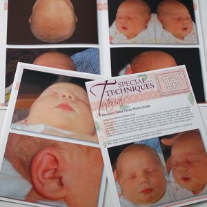 STT: Newborn Baby Faces Photo Guide