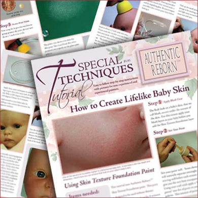 STT: How to Create Lifelike Baby Skin