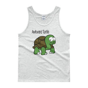 Awkward Turtle Men's Tank