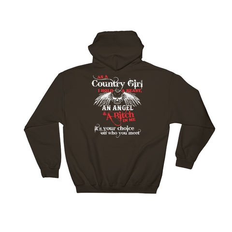 Country Girl.. Your Choice Hoodie