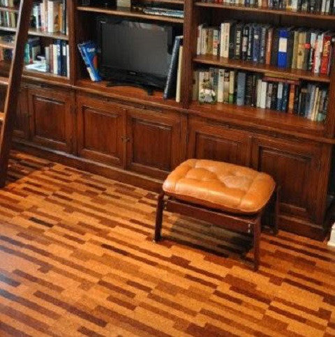 Cork Decor Glue Down Floors