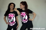 T-Shirt - Pitbull Momma