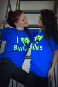 T-Shirts - I Love Bullies