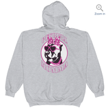 Hoodie - Zip up - Unisex - Pitbull Momma