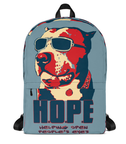 Bags - Backpack - HOPE - Indigo Blue