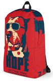 Bags - Backpack - HOPE - Red