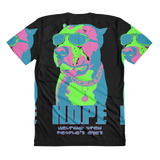 T-Shirt - HOPE NEON - Sublimation - Womens
