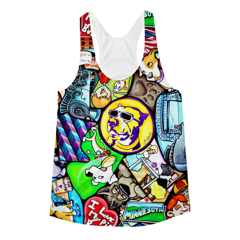 Tank Top - Sublimation UNISEX CUT
