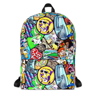 Bags - BackPack - Mural