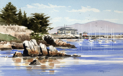 Breakwater Cove at Monterey