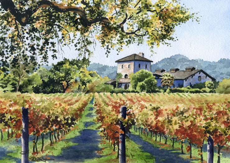 Vineyard Home