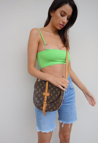 VINTAGE LV CHANTILLY BAG - MIISHKA Vintage Clothing