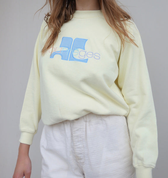 VINTAGE COURREGES SWEATER