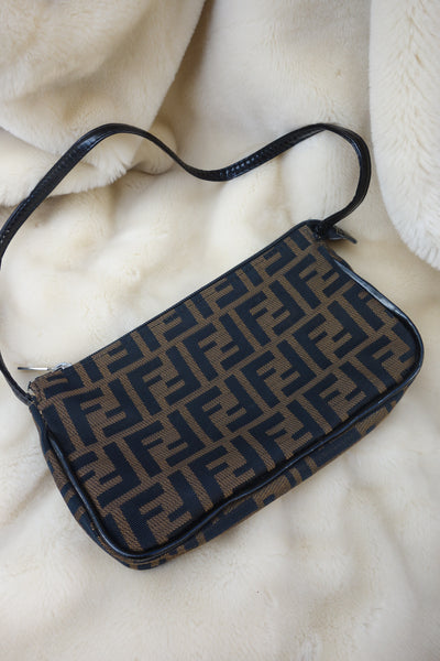 VINTAGE FENDI BAG - MIISHKA Vintage Clothing