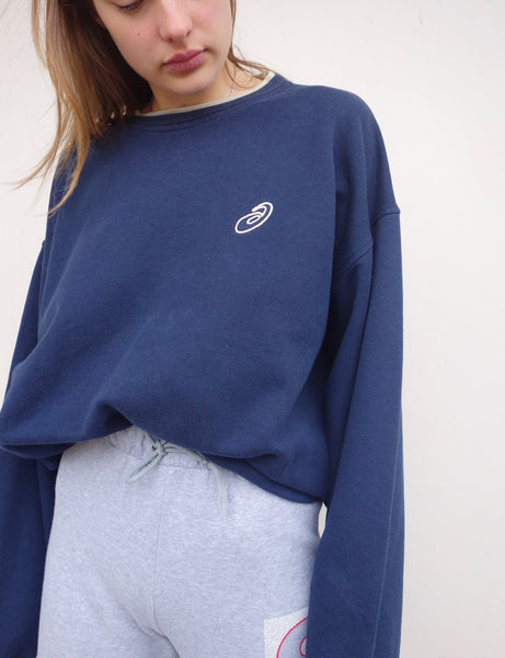 VINTAGE ASICS SWEATER