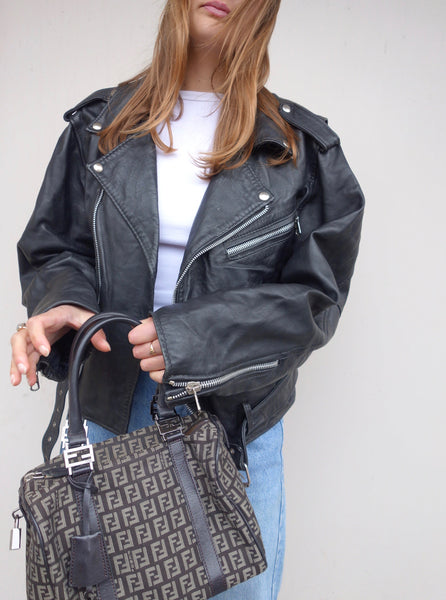 90s DIOR SHOULDER BAG - MIISHKA Vintage Clothing