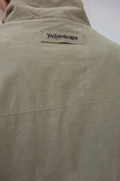 VINTAGE YVES SAINT LAURENT JACKET - MIISHKA Vintage Clothing
