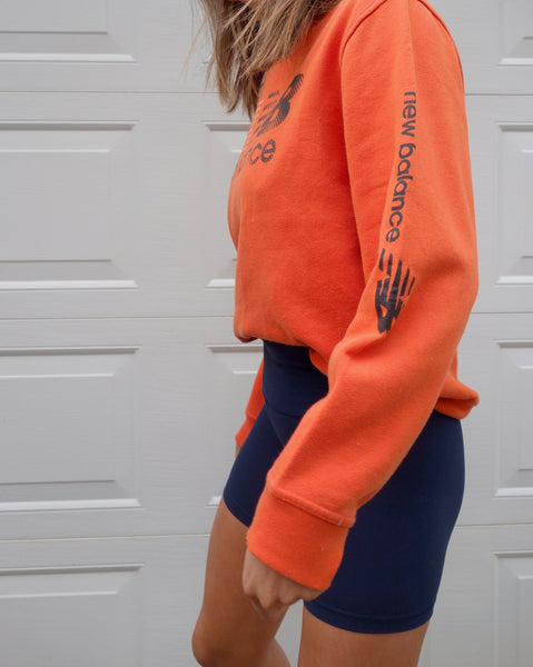 VINTAGE NEW BALANCE SWEATER