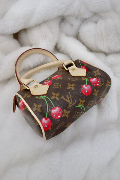 VINTAGE LV MINI SPEEDY - MIISHKA Vintage Clothing
